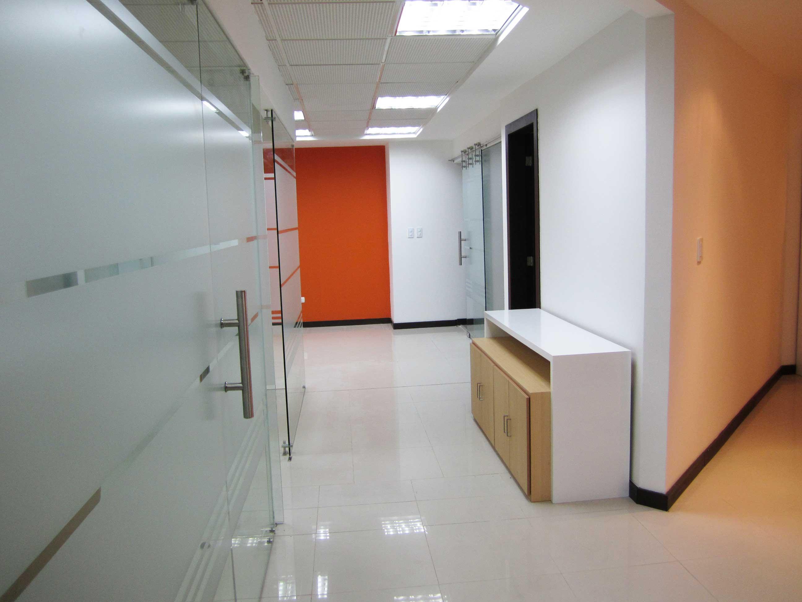Diseño de oficinas Quito