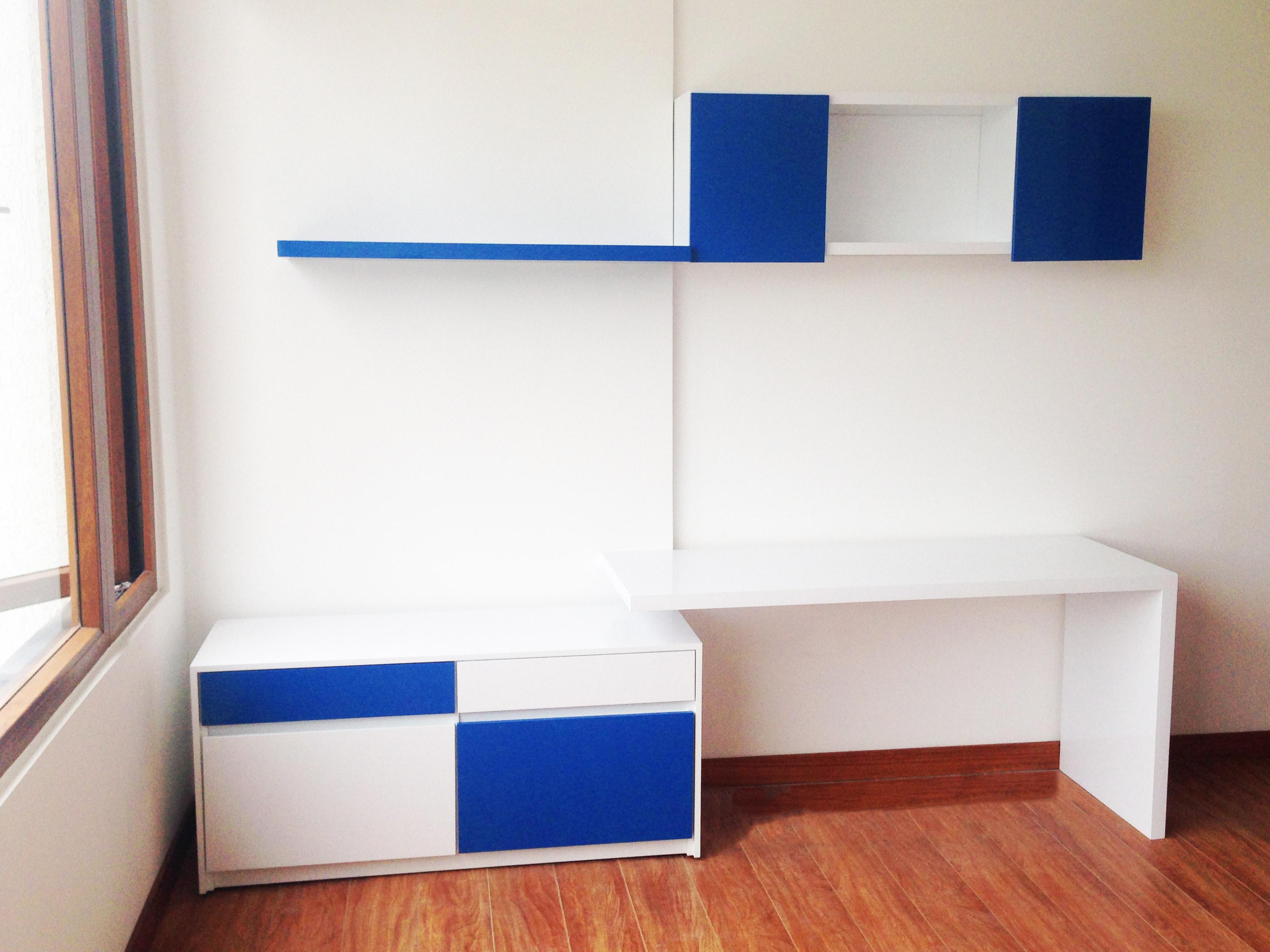 Mueble dormitorio niño