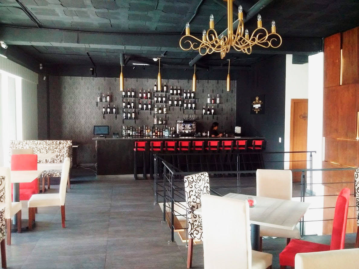 Diseño interior restaurantes Cumbayá
