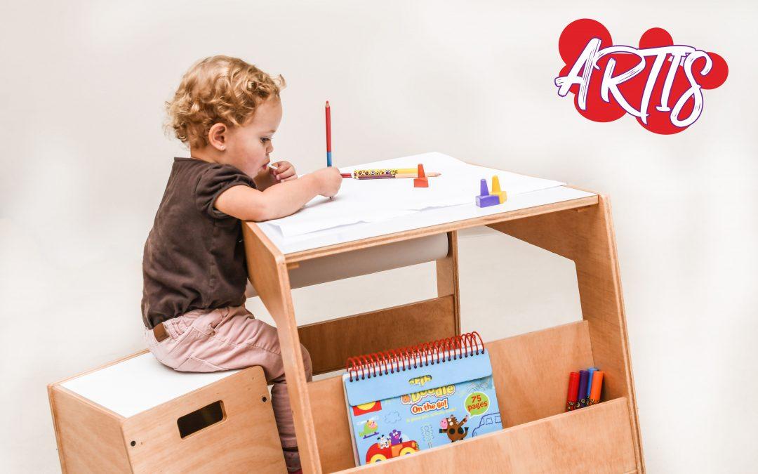 Mesa de Dibujo para Niños ARTIS