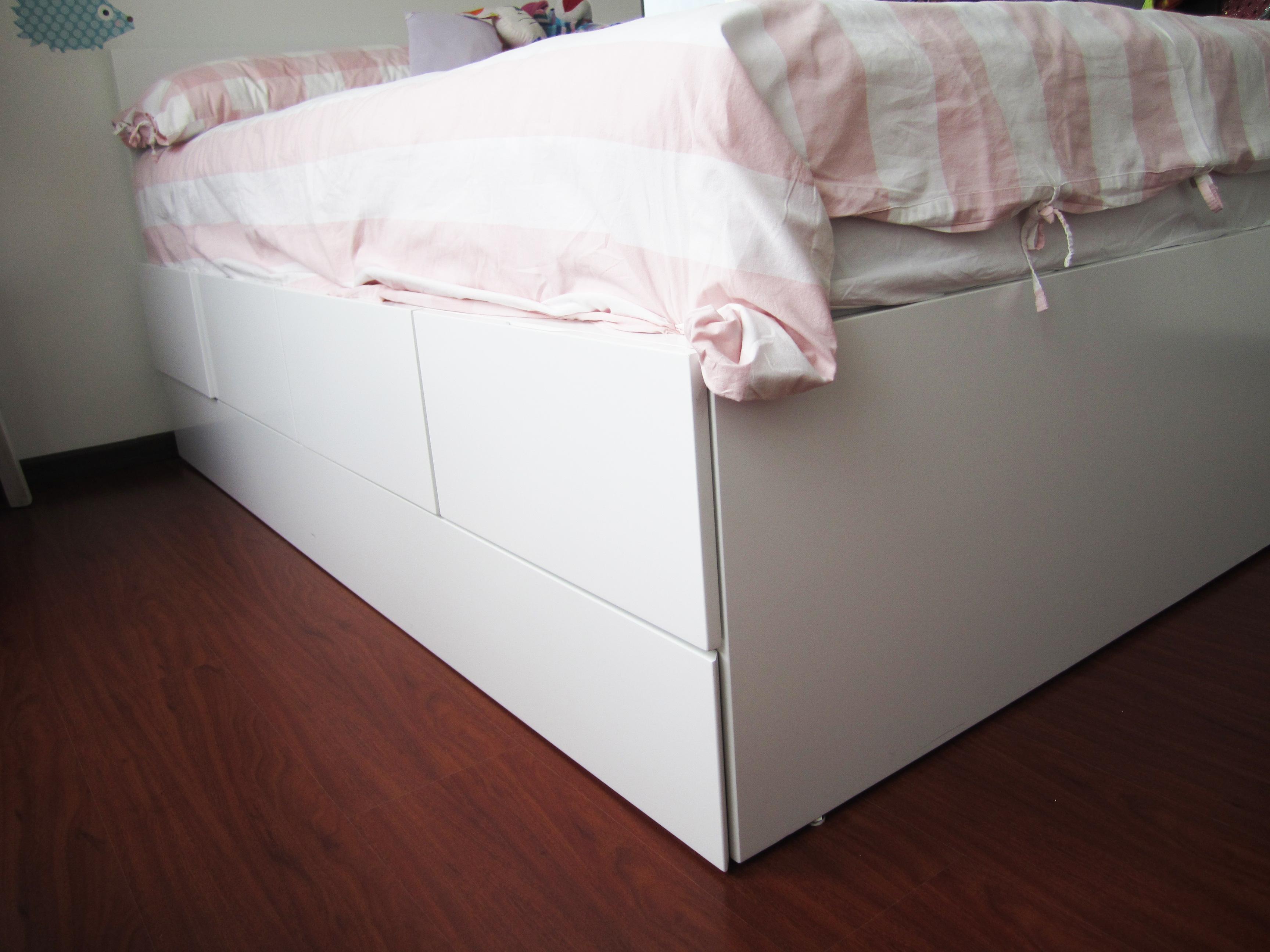 cama niña MDF multifunción